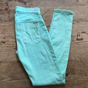 NEW Hudson Nico mid rise super skinny jeans 26
